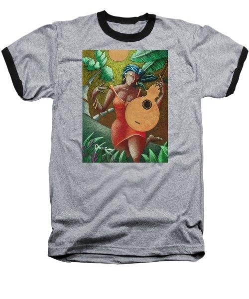 Fantasia Boricua Baseball T-Shirt