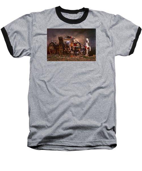 Fantastic Forgotten Toys Baseball T-Shirt
