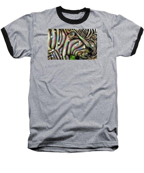 Fantastic Zebra Baseball T-Shirt