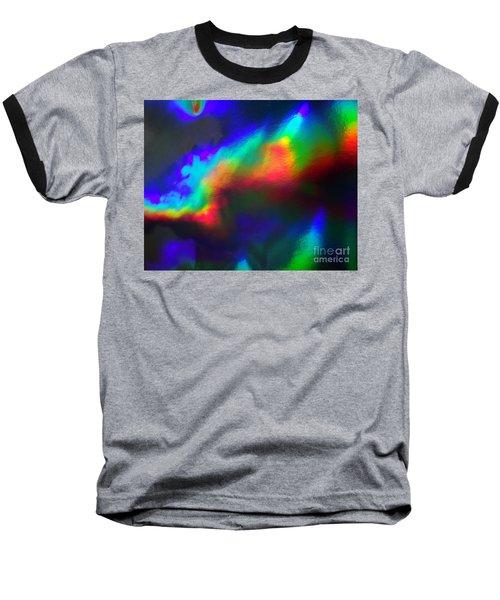 Heavenly Lights Baseball T-Shirt