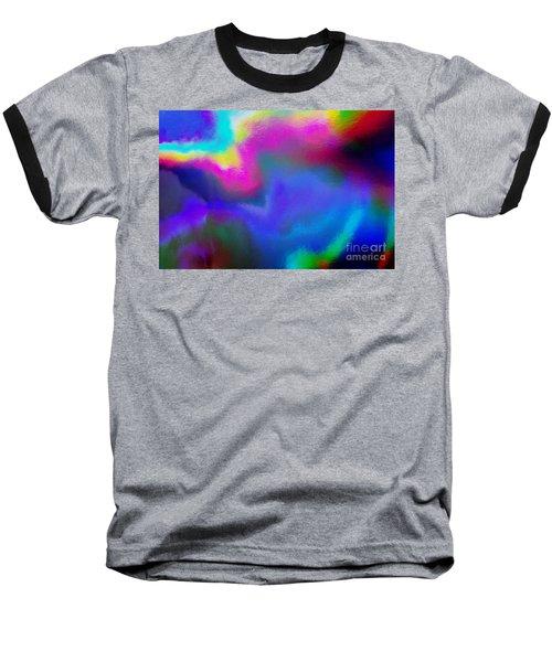 Summer Lights Baseball T-Shirt