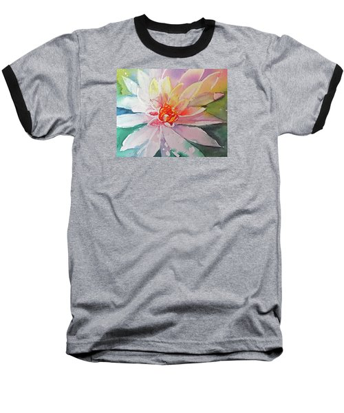 Fantasy Flower Baseball T-Shirt