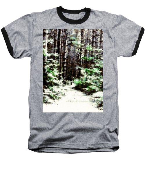 Fantasy Forest Baseball T-Shirt