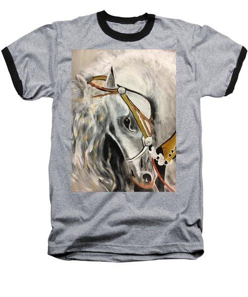 Fantasy Horse Baseball T-Shirt
