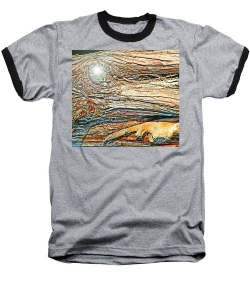 Baseball T-Shirt featuring the photograph Fantasy Island by Lenore Senior