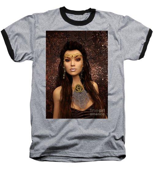 Fantasy Queen Baseball T-Shirt