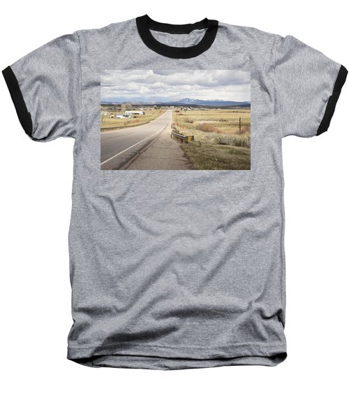 Far Horizon Baseball T-Shirt