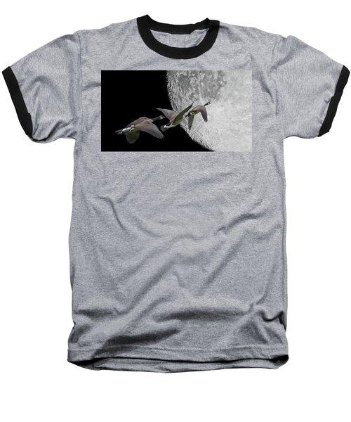Far Off-course Baseball T-Shirt