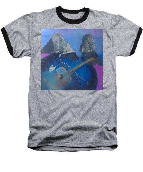 Faraglioni Serenade Baseball T-Shirt