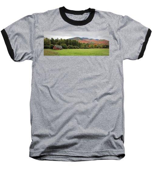 Farewell Red Barn Baseball T-Shirt