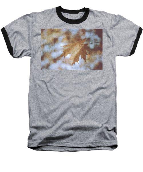 Baseball T-Shirt featuring the photograph Farewell Summer by Ari Salmela