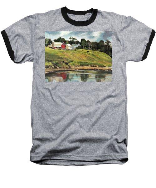 Farm At Four Corners Baseball T-Shirt