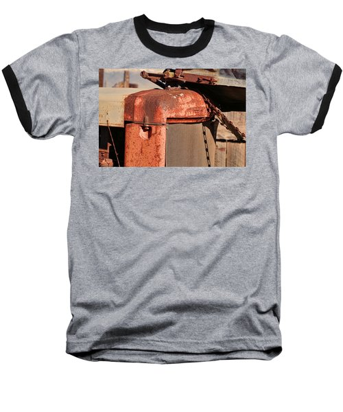 Baseball T-Shirt featuring the photograph Farm Equipment 8 by Ely Arsha