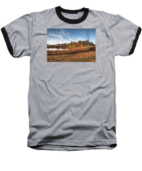 Farm Fall Colors Baseball T-Shirt