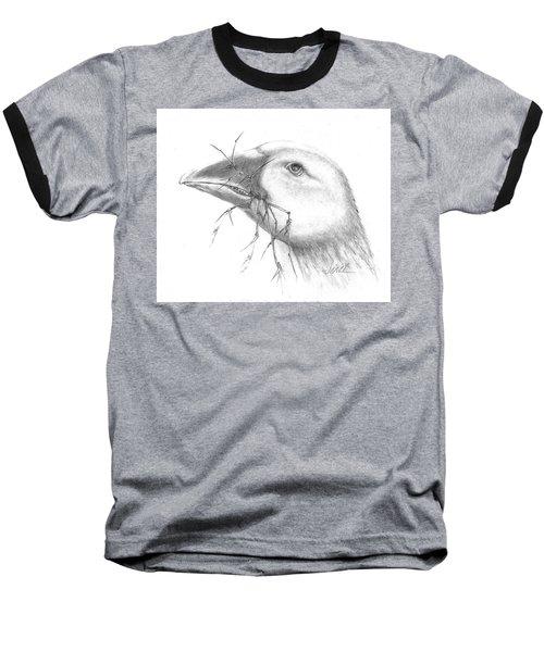 Farm Goose Baseball T-Shirt