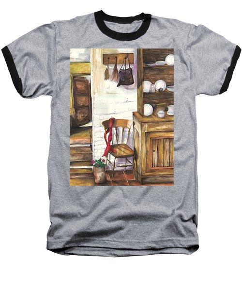 Farm House Baseball T-Shirt