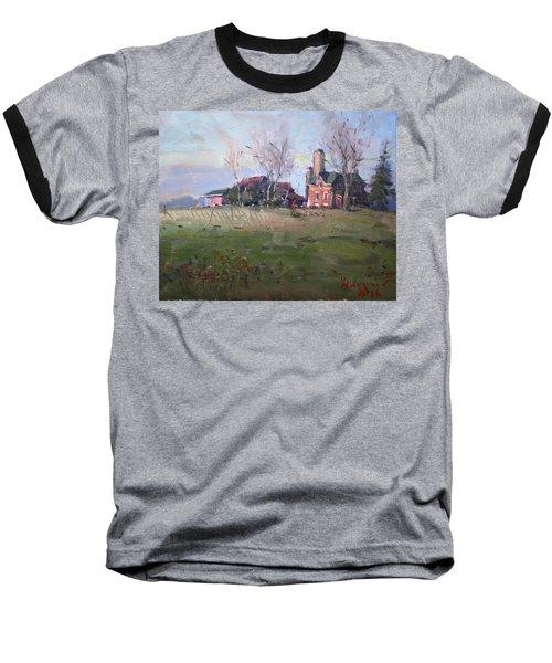 Farm In Georgetown Baseball T-Shirt