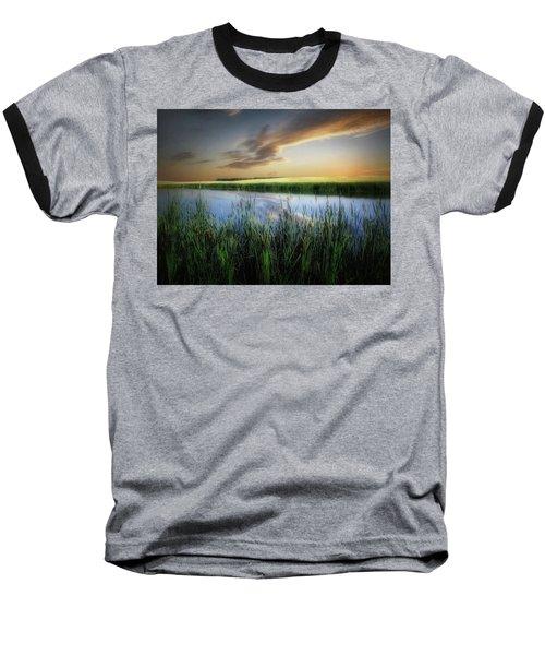 Farm Pond Baseball T-Shirt