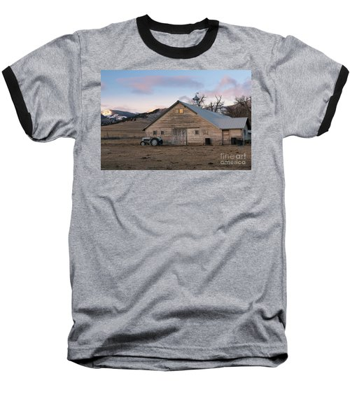 Farm Reflections Baseball T-Shirt