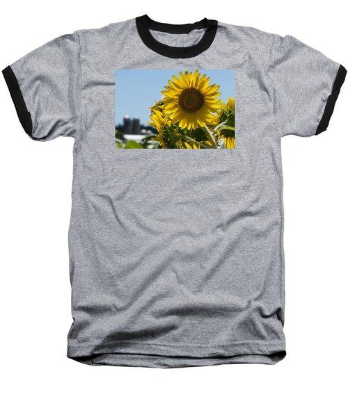 Farm Sunshine Baseball T-Shirt
