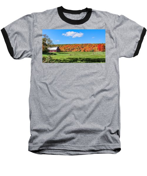 Farm View From Russellville Road Baseball T-Shirt