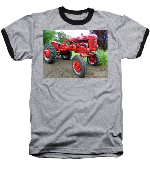 Farmall Baseball T-Shirt
