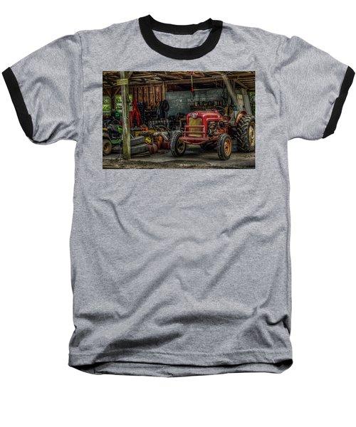 Farmall Tractor - Forever Florida Baseball T-Shirt