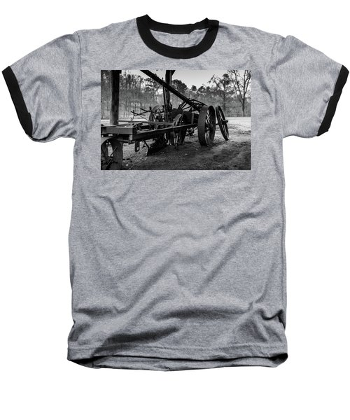 Farming Equipment Baseball T-Shirt