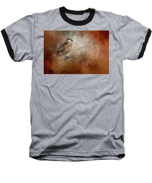 Farsighted Wisdom Baseball T-Shirt