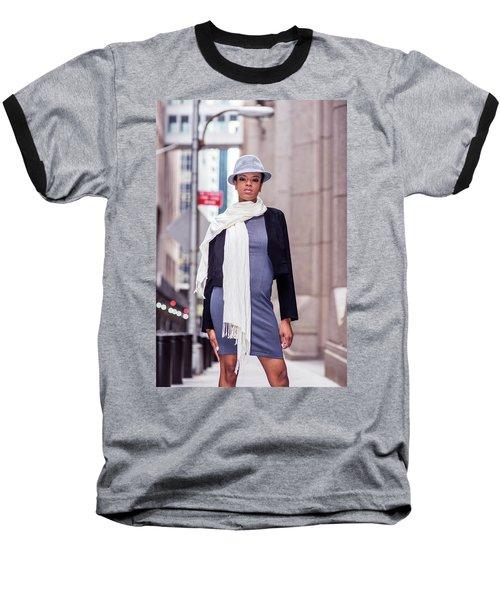 Fashion Girl Baseball T-Shirt