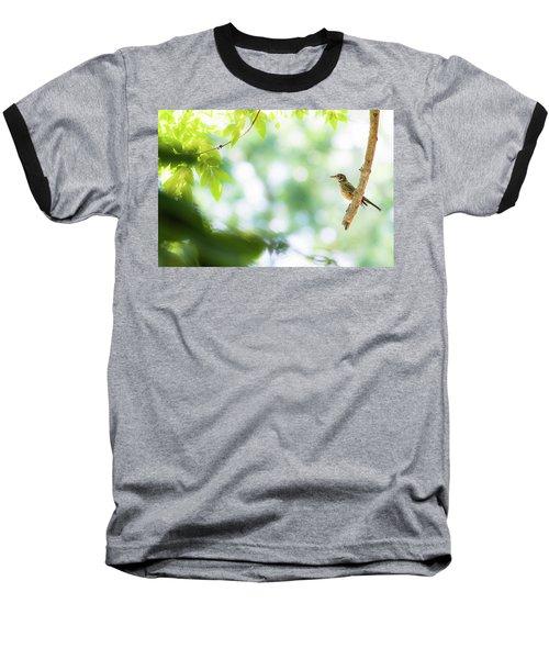 Fast Food Baseball T-Shirt