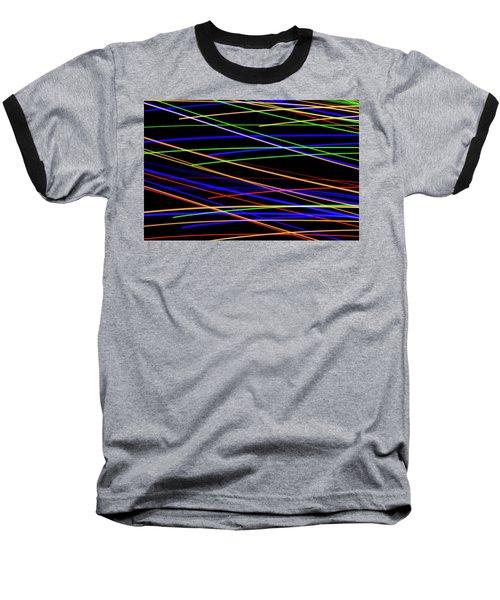 Fast Lanes Baseball T-Shirt