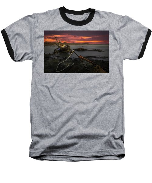 Fate Of The Point Estero Baseball T-Shirt