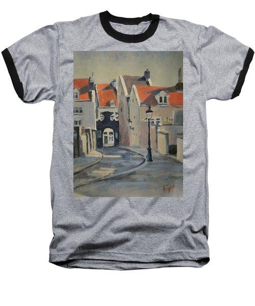 Fathers Gate Maastricht Baseball T-Shirt