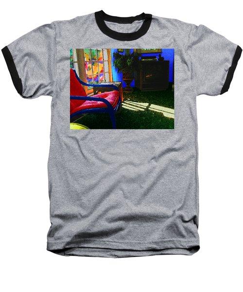 Faux Fauve Interior Baseball T-Shirt