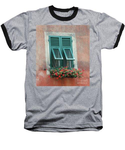 Faux  Painting Window  Baseball T-Shirt