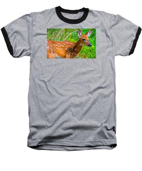 Fawn 4 Baseball T-Shirt