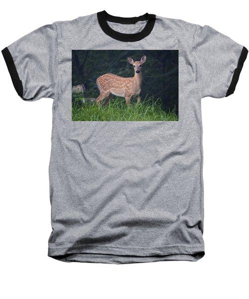 Fawn Doe Baseball T-Shirt