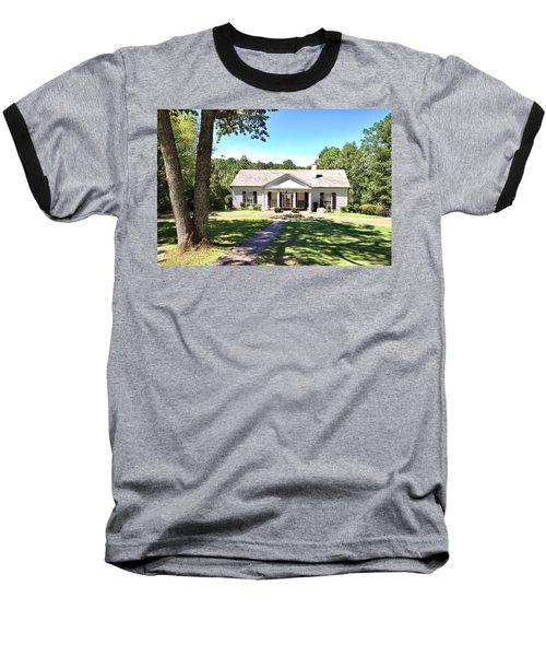 Fdr's Little White House Baseball T-Shirt