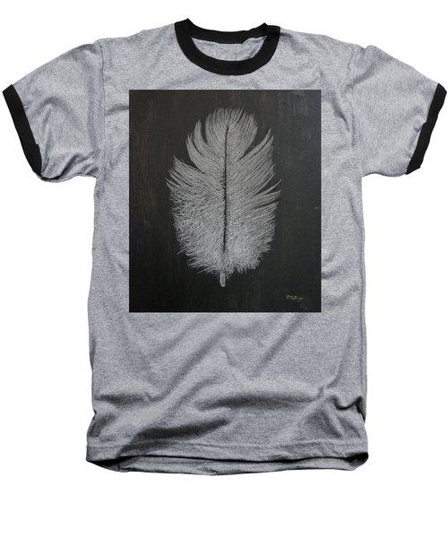 Feather 1 Baseball T-Shirt