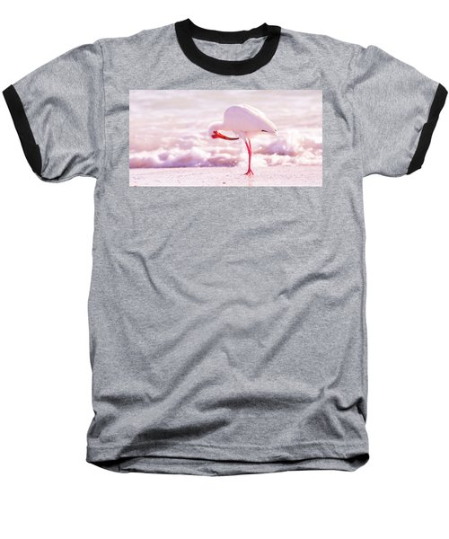 Feather Out Of Place Baseball T-Shirt