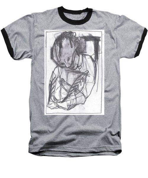 Feather Writer Baseball T-Shirt