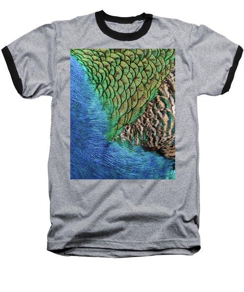Feathers #1 Baseball T-Shirt