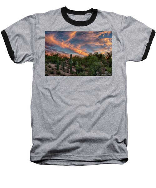 Feathers Baseball T-Shirt