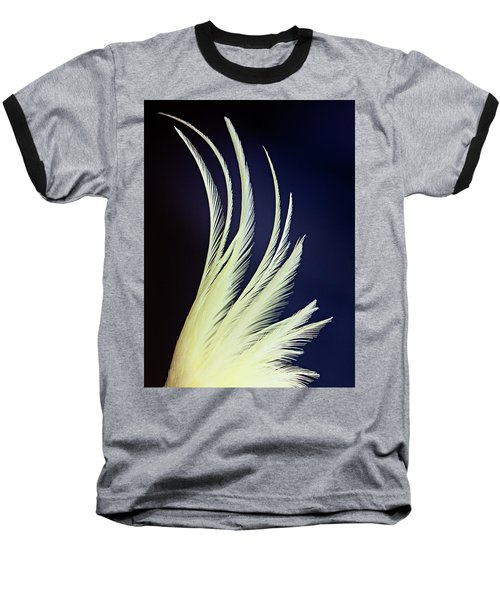 Feathers Baseball T-Shirt