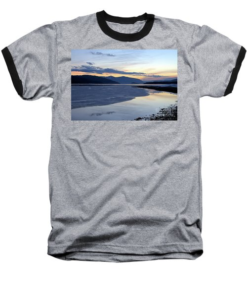 February At Dusk 5 Baseball T-Shirt