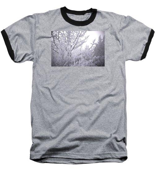 February Baseball T-Shirt by Ellery Russell