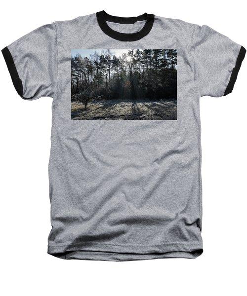 February Morning Baseball T-Shirt