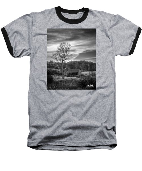 February Sky Baseball T-Shirt