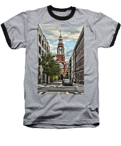 Federal Courthouse Knoxville Baseball T-Shirt